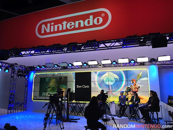 Extra: Inside E3 2016 - Random Nintendo
