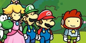 Extra: Borrowing Mario