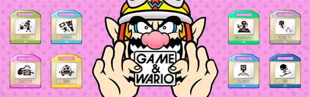 Episode 48: Wario's Got Games