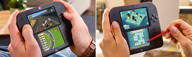 The 2DS can play every 3DS game, but only in 2D.