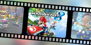 Vidbit; Mario Kart 8