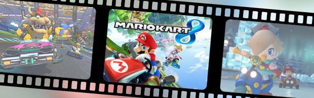 Vidbit: Mario Kart 8