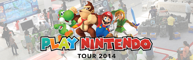 Extra: The Playground of the Play Nintendo Tour