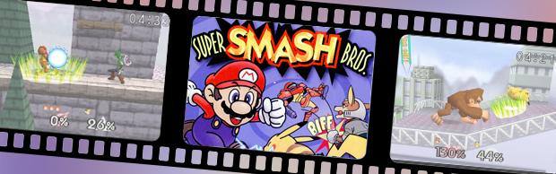 Vidbit: Super Smash Bros.