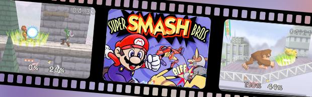 Vidbit: Super Smash Bros.
