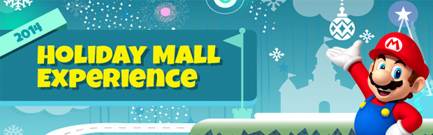 Extra: Experiencing Nintendo's Holiday Mall Experience