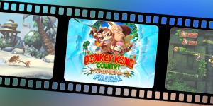 Vidbit: Donkey Kong Country: Tropical Freeze