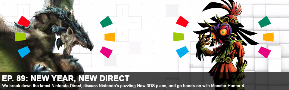 Episode 89: New Year, New Direct