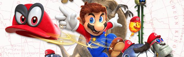 Episode 163: 2017, A Mario Odyssey